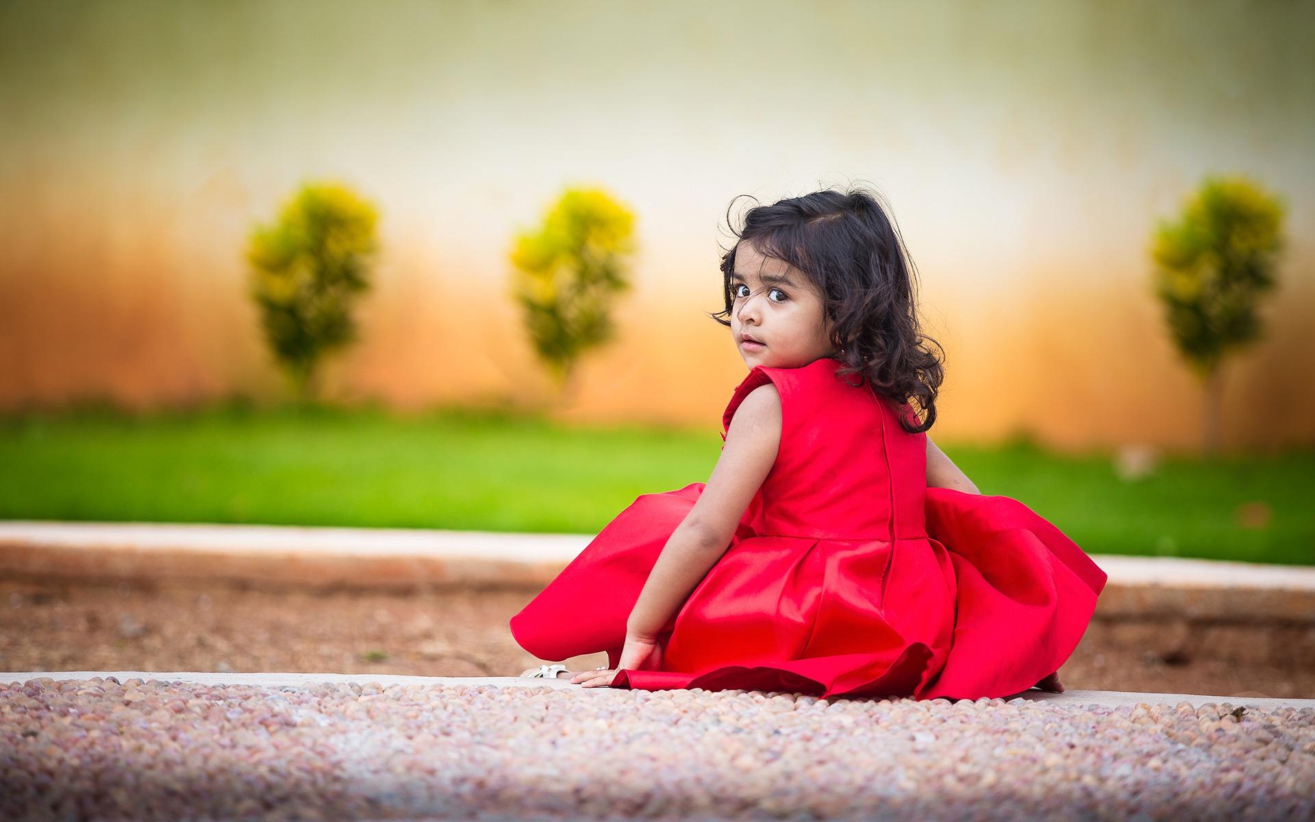 Kids photoshoot between 1 to 3 years of age in Delhi | Vinus Images